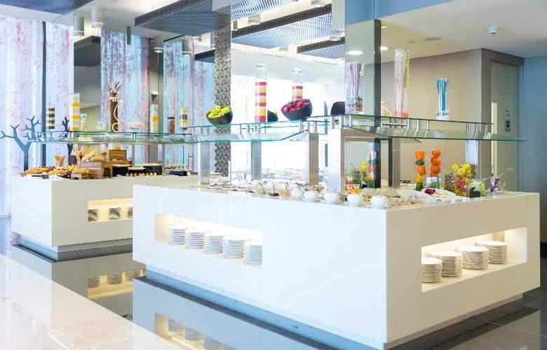 Adagio Al Bustan Abu Dhabi - Restaurant - 10