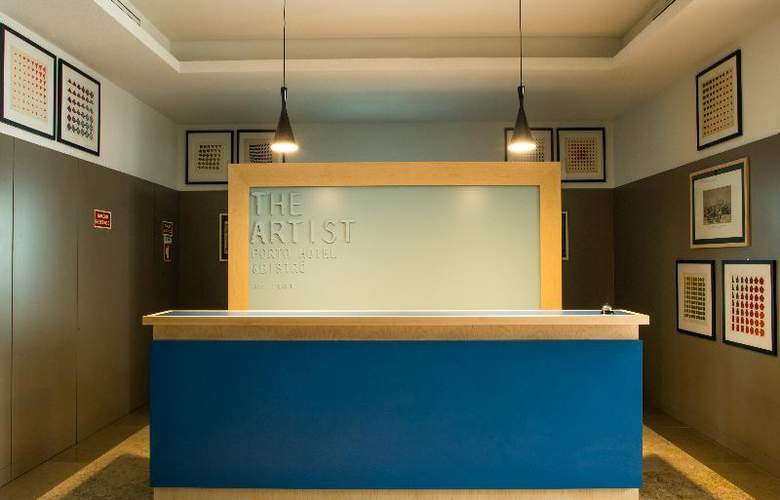 The Artist Porto Hotel & Bistro - General - 13