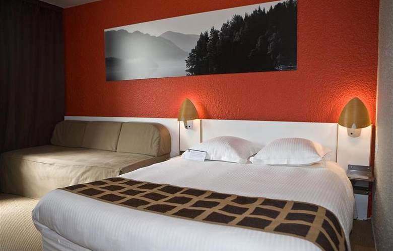 Novotel St Etienne Aéroport - Room - 12