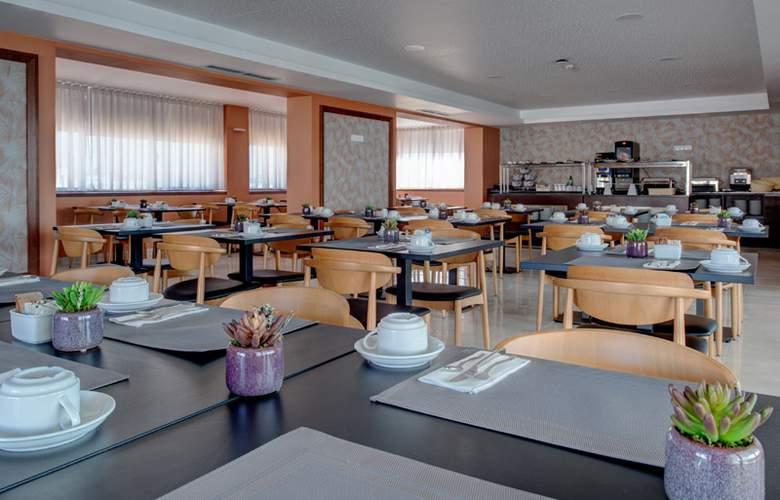 VIP Executive Picoas - Restaurant - 3