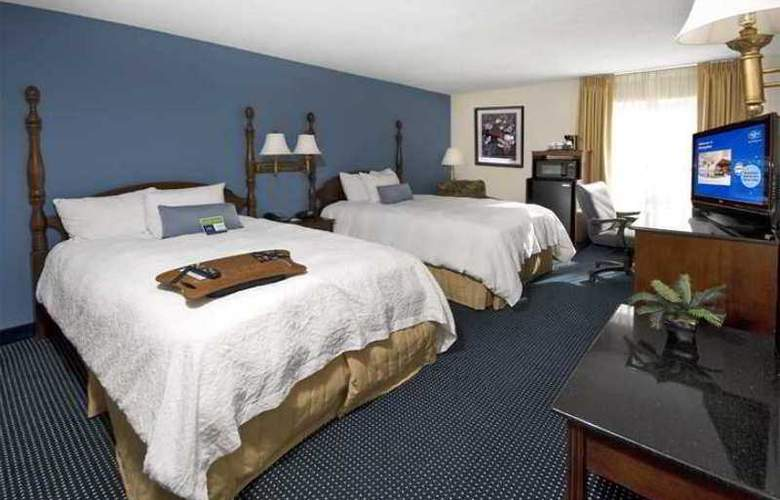 Hampton Inn & Suites Raleigh-Cary I-40 RBC - Hotel - 1