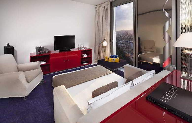Meliá Barcelona Sky  - Room - 2