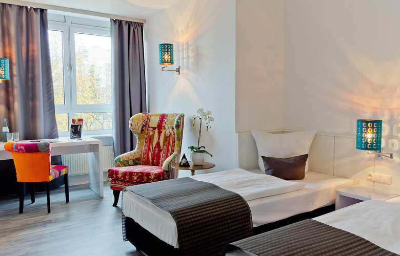 Arthotel Ana Munich Messe - Room - 12