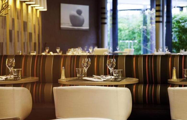 Novotel Paris Charles de Gaulle Airport - Restaurant - 69