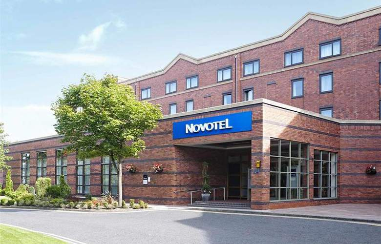 Novotel Newcastle Airport - Hotel - 44