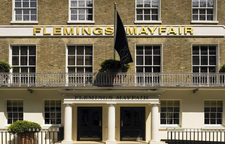 Flemings Hotel, Mayfair - General - 4