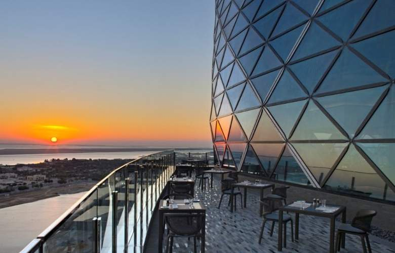 Andaz Capital Gate Abu Dhabi - a concept by Hyatt - Hotel - 0