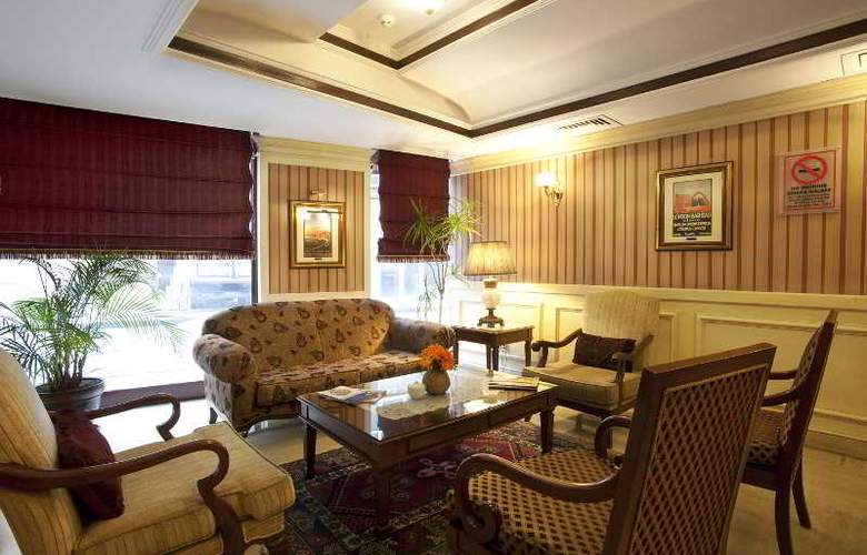 Orient Express Hotel - Sirkeci Group - General - 12