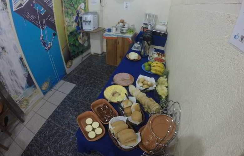 Pousada Sao Jorge - Meals - 3