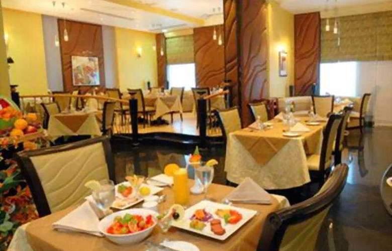 Al Jawhara Metro Hotel - Restaurant - 6
