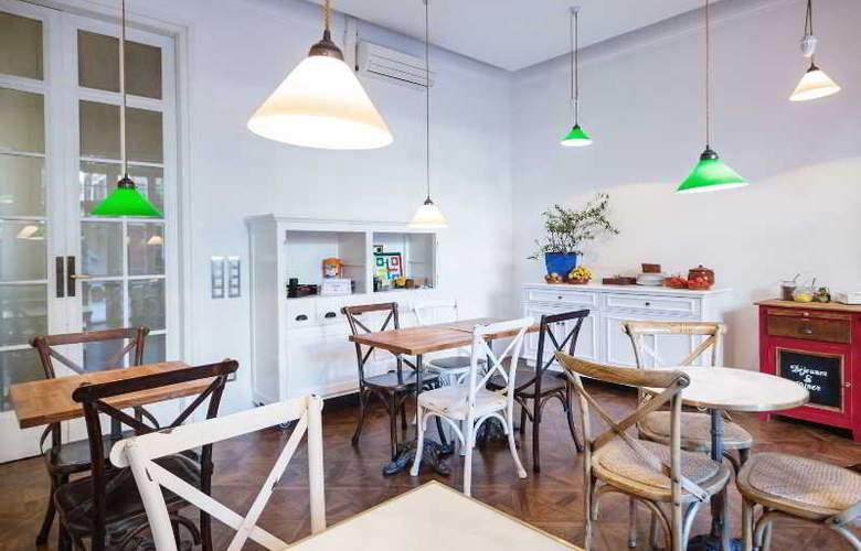 Casa Gracia Barcelona Hostel - Restaurant - 3