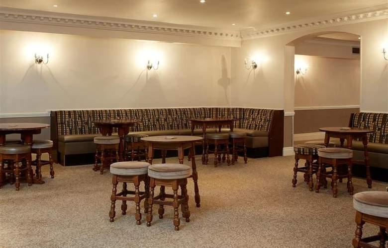 Best Western Consort Hotel - Bar - 78