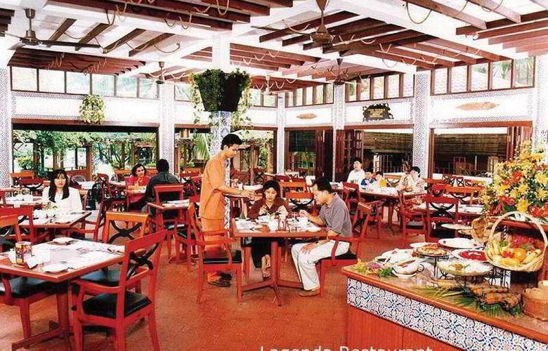 Holiday Villa Beach Resort Kuantan - Restaurant - 10
