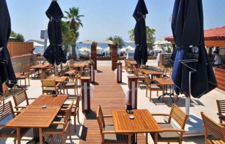 Dilek Agaci Boutique Hotel & Beach - Restaurant - 4