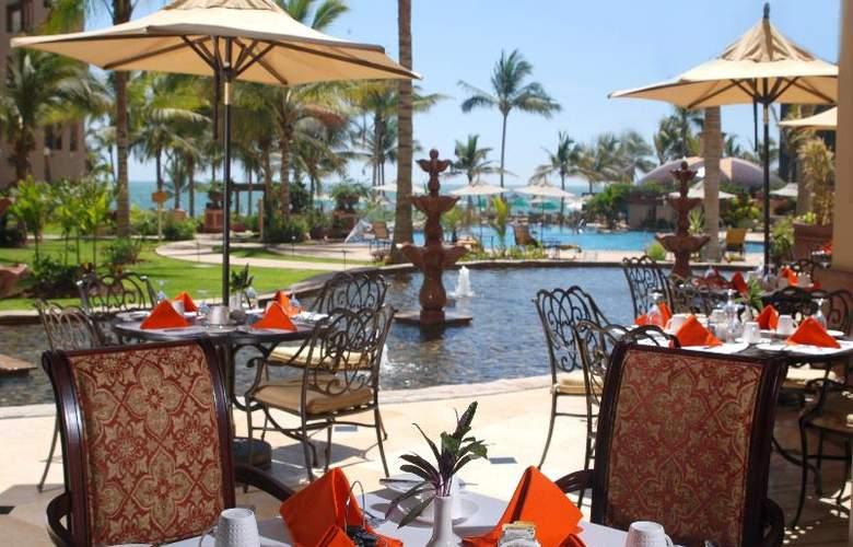 Villa La Estancia Nvo Vallarta Beach Resort & Spa - Restaurant - 43