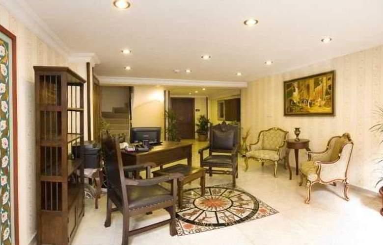 Elfida Suites Hotel - General - 0