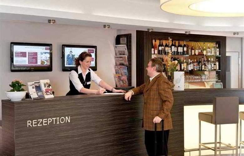 Mercure Am Entenfang Hannover - Hotel - 12