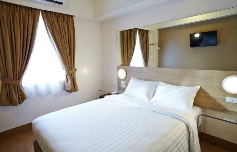 Red Planet Hotel Quezon City - Room - 12