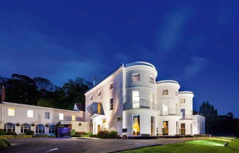 Mercure Gloucester Bowden Hall - Hotel - 20