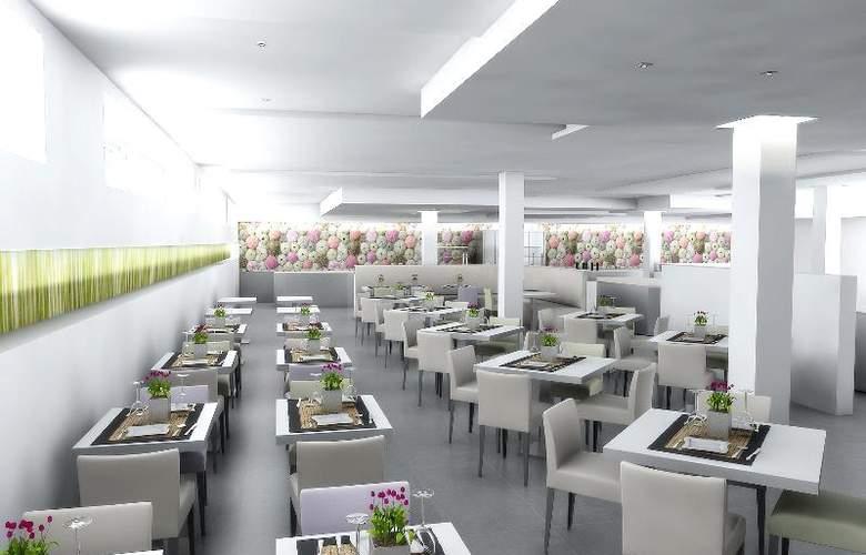 BQ Amfora Beach - Restaurant - 21