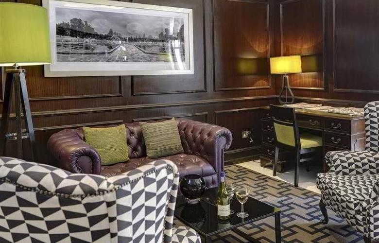 Best Western Mornington Hotel London Hyde Park - Hotel - 28