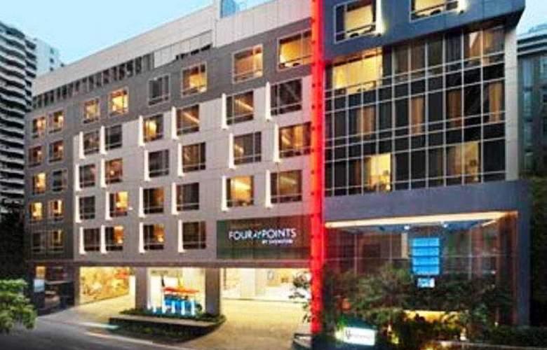 Fourpoints By Sheraton Bangkok - Hotel - 0