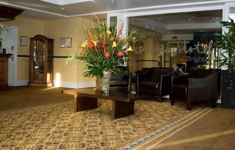 Queens Hotel - General - 0