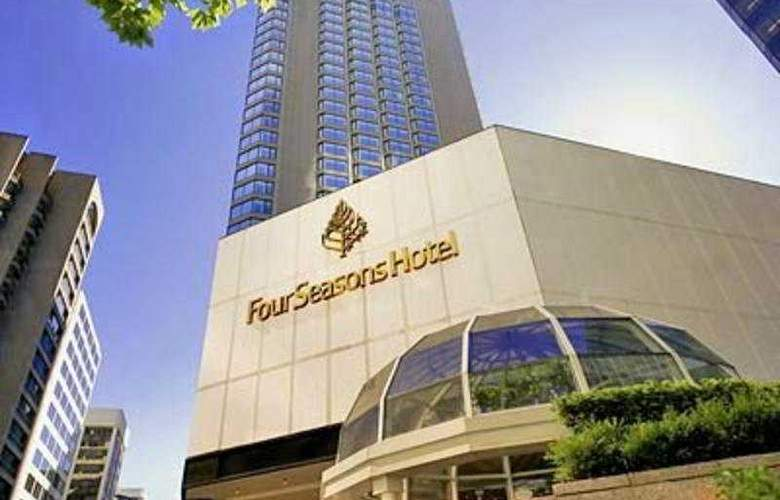 Four Seasons Hotel Vancouver - Hotel - 0
