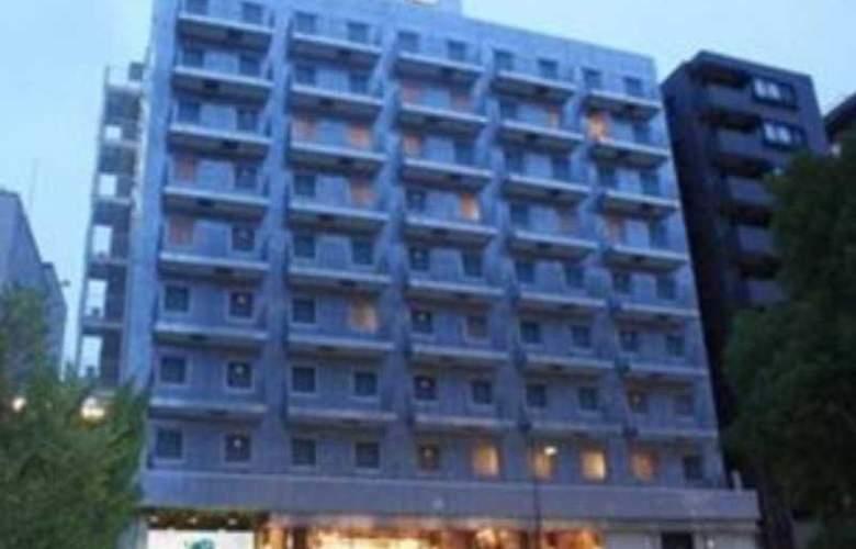 Livemax Yokohama-Tsurumi - Hotel - 4