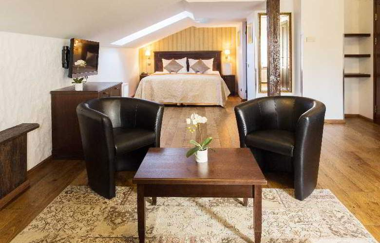 Von Stackelberg Hotel Tallinn - Room - 16