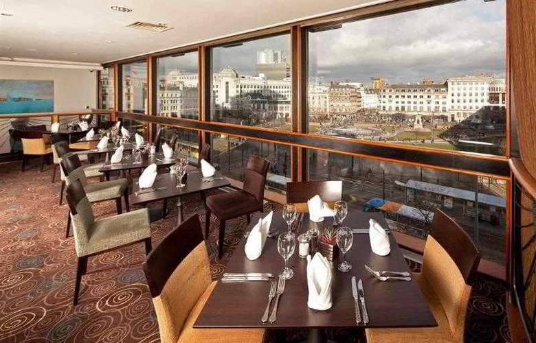 Mercure Manchester Piccadilly - Hotel - 10