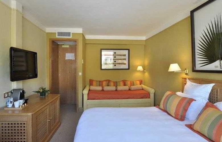 Best Western Hotel Montfleuri - Hotel - 15
