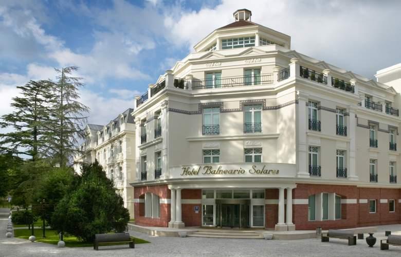 Castilla Termal Balneario de Solares - Hotel - 0