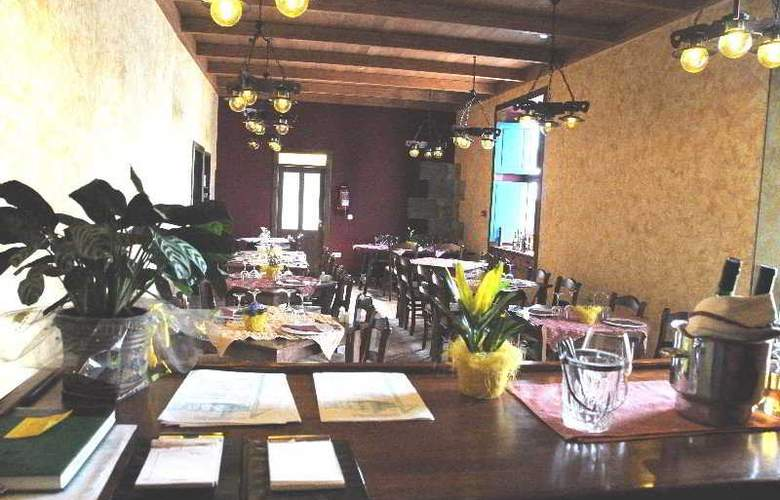Hotel Rural 4 Esquinas - Restaurant - 4