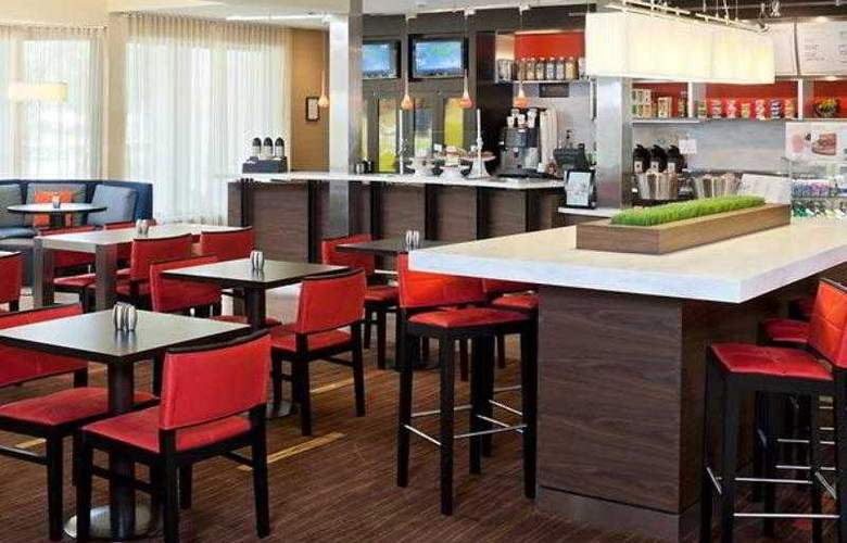 Courtyard Cincinnati Blue Ash - Hotel - 11