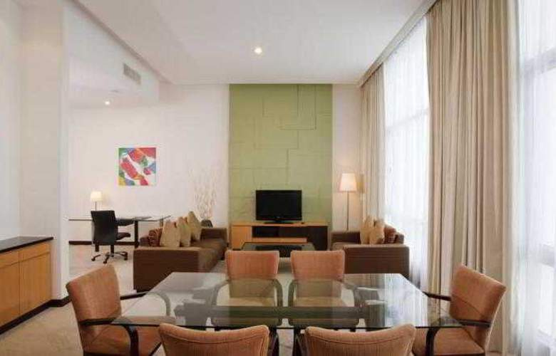 Holiday Inn Melaka - Room - 9
