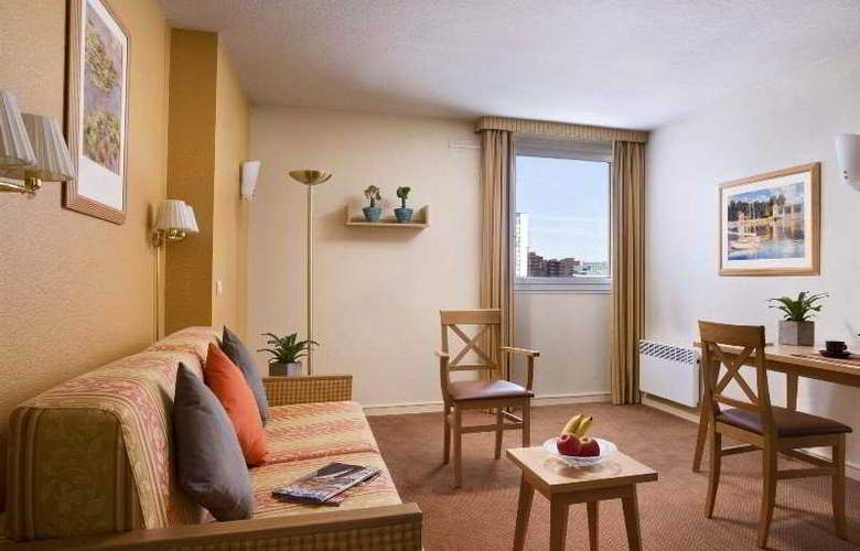 Citadines Toulouse Wilson - Room - 4