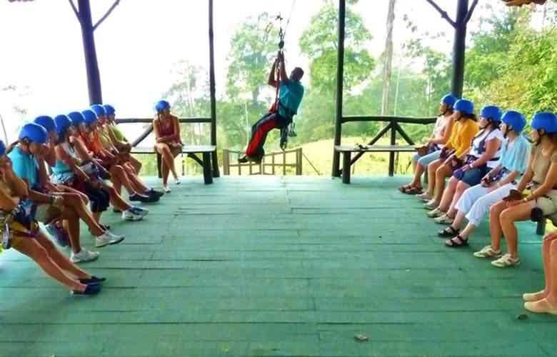 Blue River Resort Hot Springs & Spa - Sport - 19