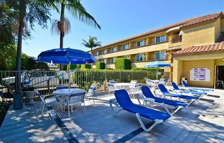 Best Western Newport Mesa Hotel - Pool - 119