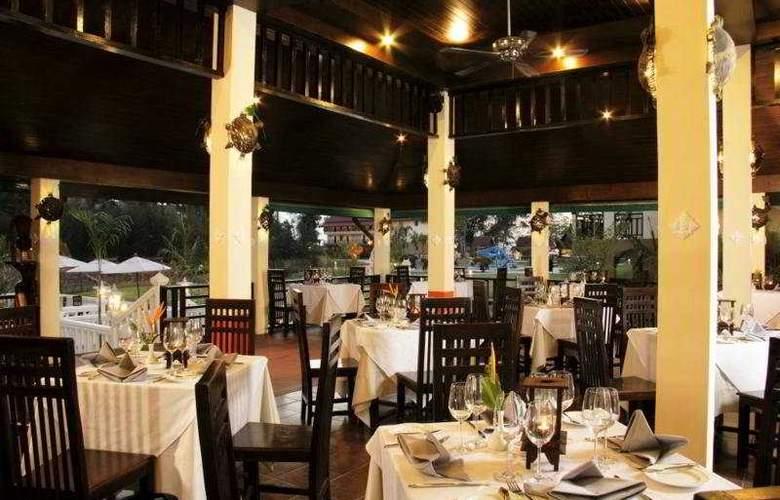 Khaolak Emerald Beach Resort & Spa - Restaurant - 9