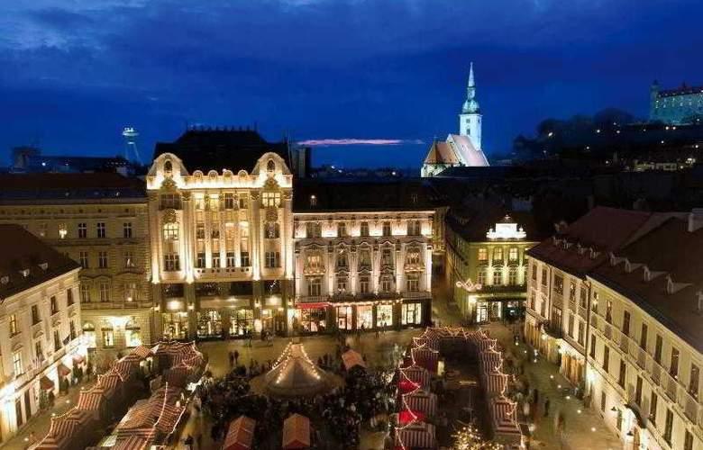 Sheraton Bratrislava - Hotel - 27