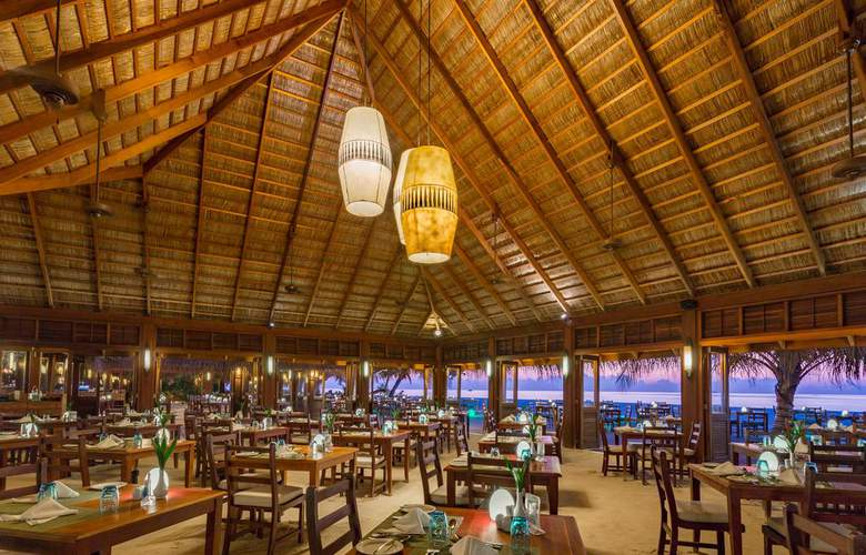 Meeru Island Resort - Restaurant - 31