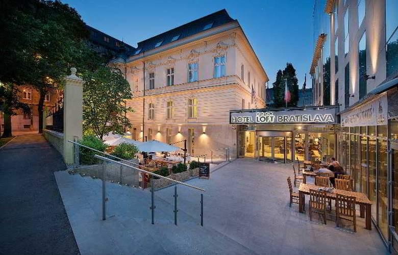 LOFT Bratislava - Hotel - 0
