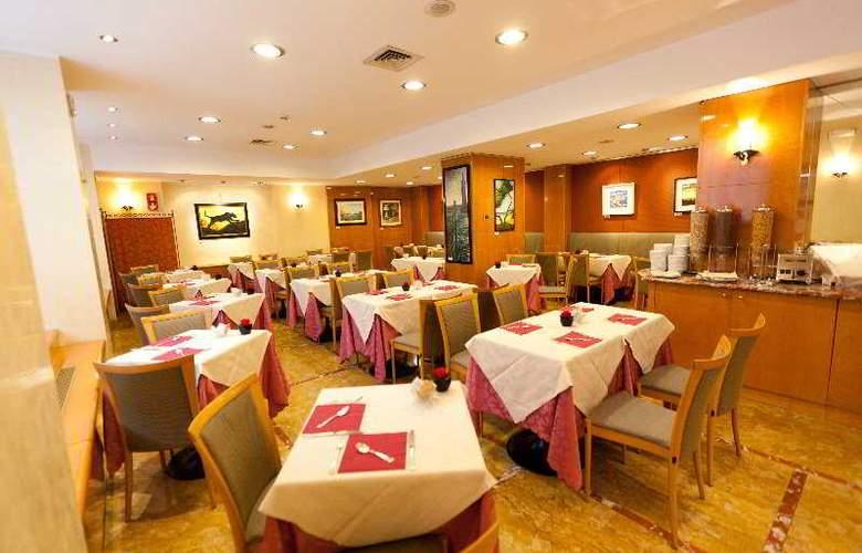 ADI Hotel Poliziano Fiera - Restaurant - 7