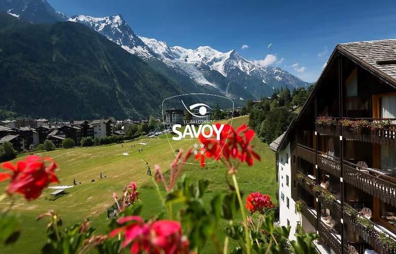 Les Balcons du Savoy - Hotel - 11