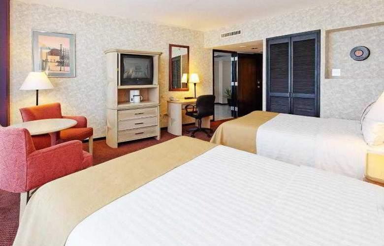Holiday Inn Monterrey Parque Fundidora - Hotel - 8