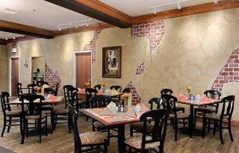 Hilton Midland Plaza - Restaurant - 4