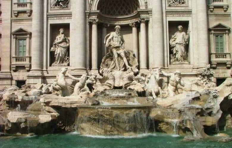 Roulette Rome Via Aurelia - Pineta Sacchetti 3* - General - 1