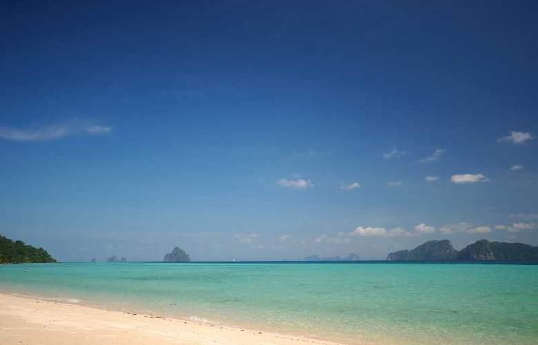 Seven Seas Resort, Ko Kradan - Beach - 10