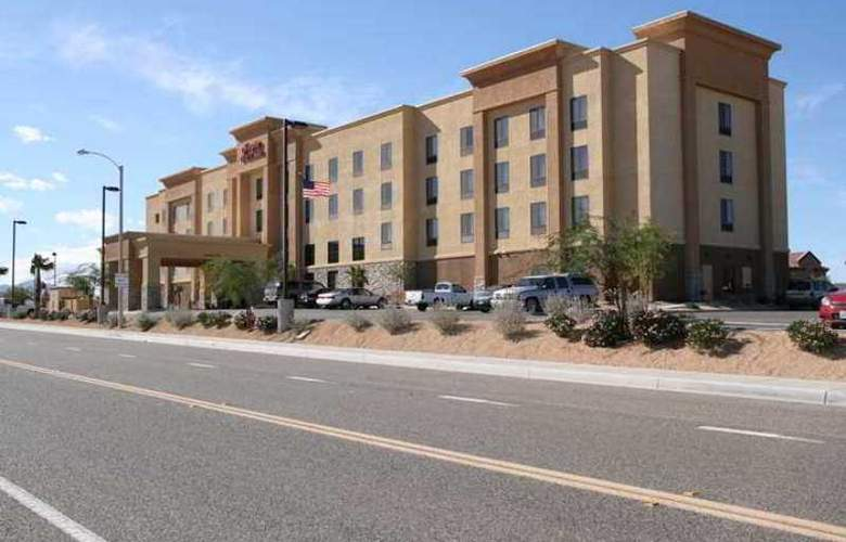 Hampton Inn and Suites Barstow - Hotel - 0